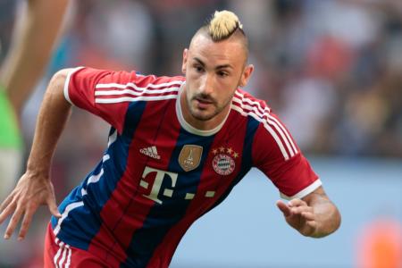 Er blieb zu lange beim FC Bayern - Diego Contento.