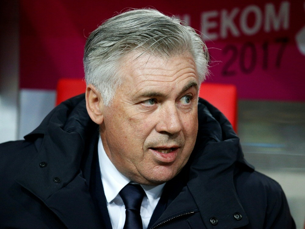 Three Premier League clubs interested in hiring sacked Napoli manager Carlo Ancelotti