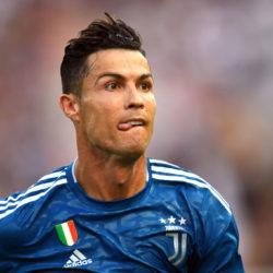 Cristiano Ronaldo und Juventus Turin hatten beim 1:0-Startsieg in Parma so einige Probleme.