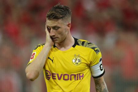 Marco Reus schlug nach der 1:3-Niederlage von Borussia Dortmund bei Aufsteiger 1. FC Union Berlin Alarm....