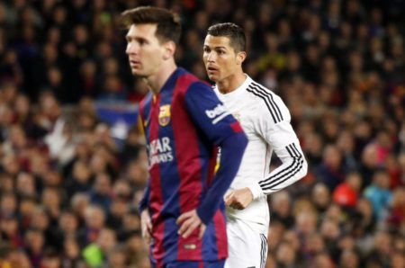 Ronaldo Vs Messi - Who earns more money on Instagram