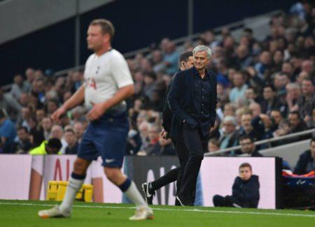 José Mourinho Tottenham Hotspur