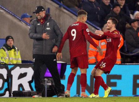 Jürgen Klopp FC Liverpool Leicester City