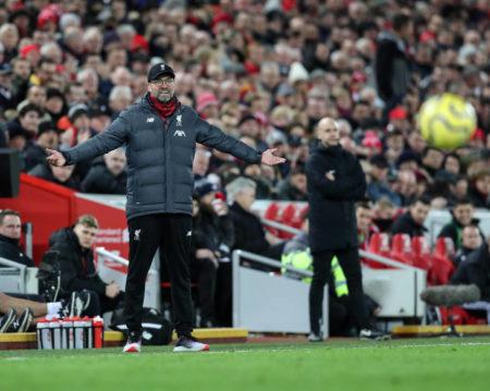 Jürgen Klopp FC Liverpool Sheffield United