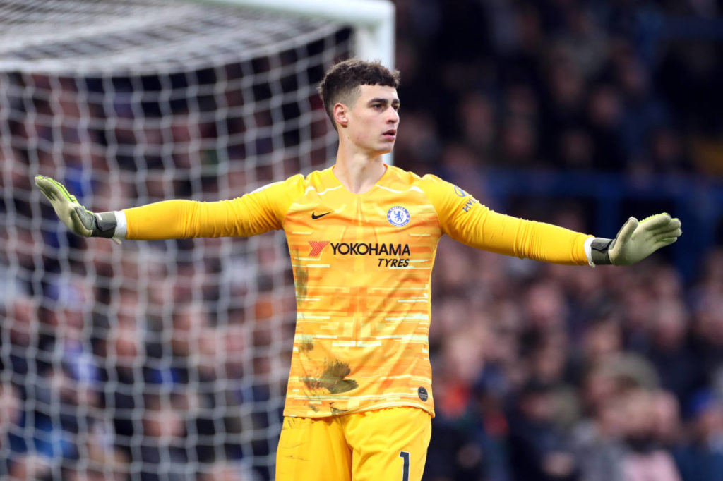 Out of favor Chelsea star Kepa Arrizabalga makes decision on his Blues' future