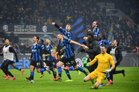 Inter Mailand - AC Mailand 4:2