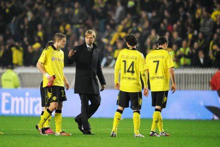 Borussia Dortmund PSG 2010