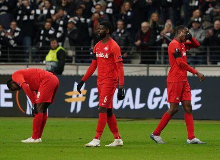 Eintracht Frankfurt - RB Salzburg 4:1