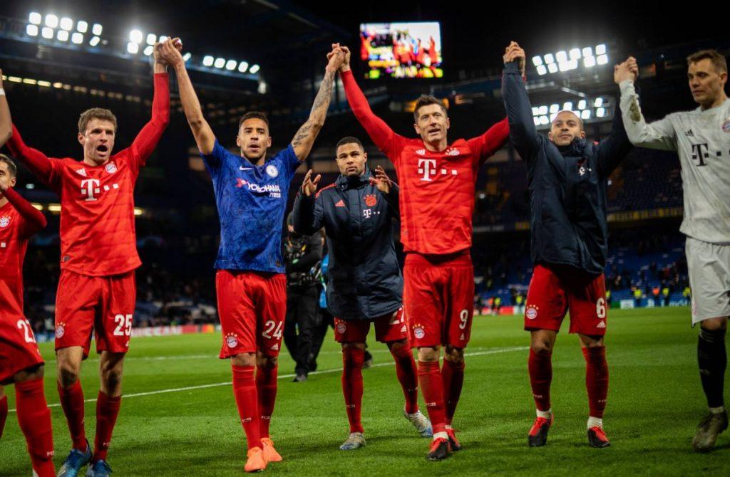 FC Chelsea - FC Bayern München 0:3