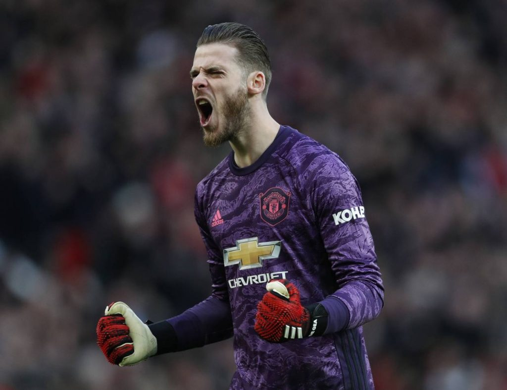 Why De Gea almost left Manchester United