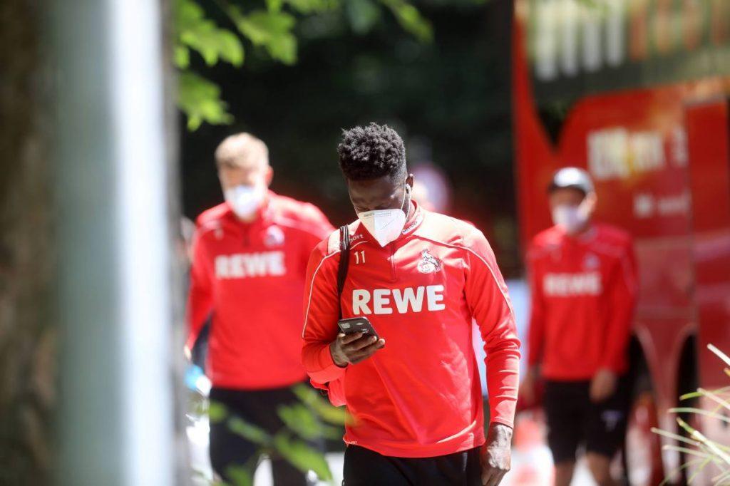 Köln, Training, Corona