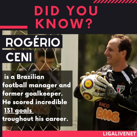 Rogerio Ceni record