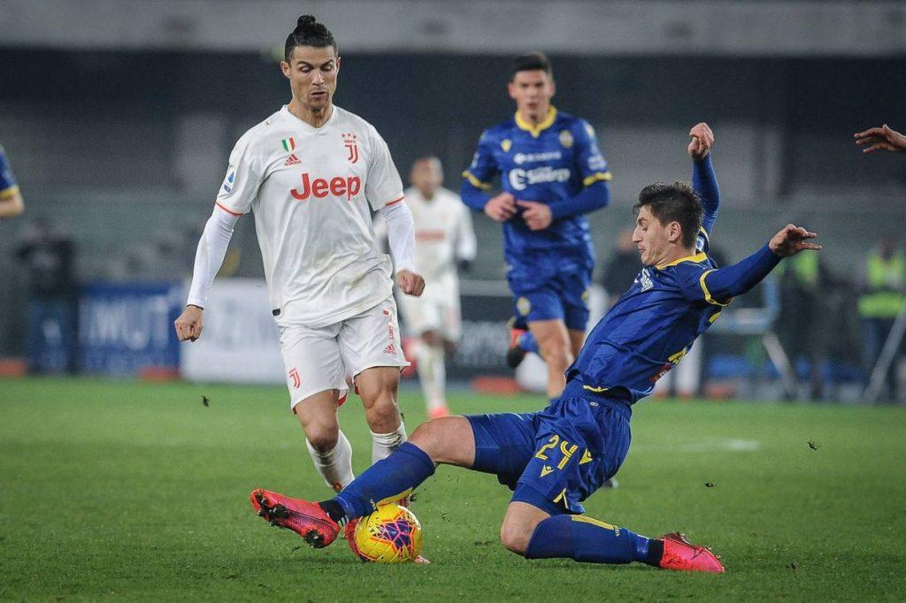 Juventus agree fee for Marash Kumbulla