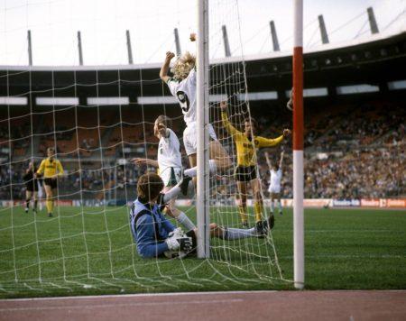Ein ganz besonderer Negativrekord für den BVB: 0:12 gegen Borussia Mönchengladbach im Saisonfinale 1978.