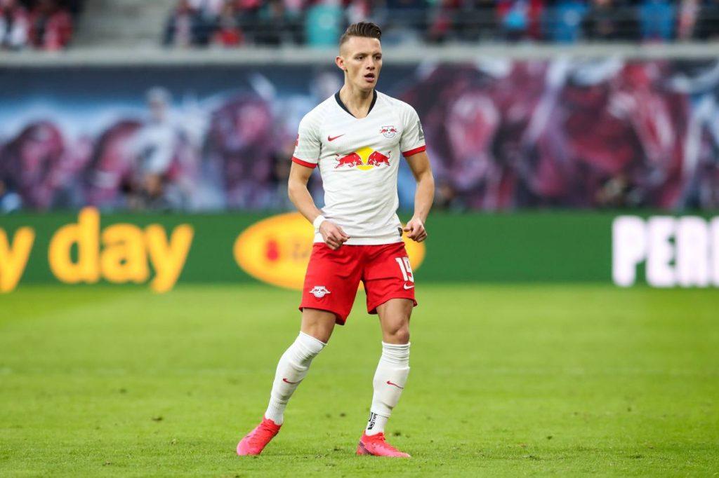 Hannes Wolf (RB Leipzig), Fußball Saison 2019 / 2020, 1. Bundesliga
