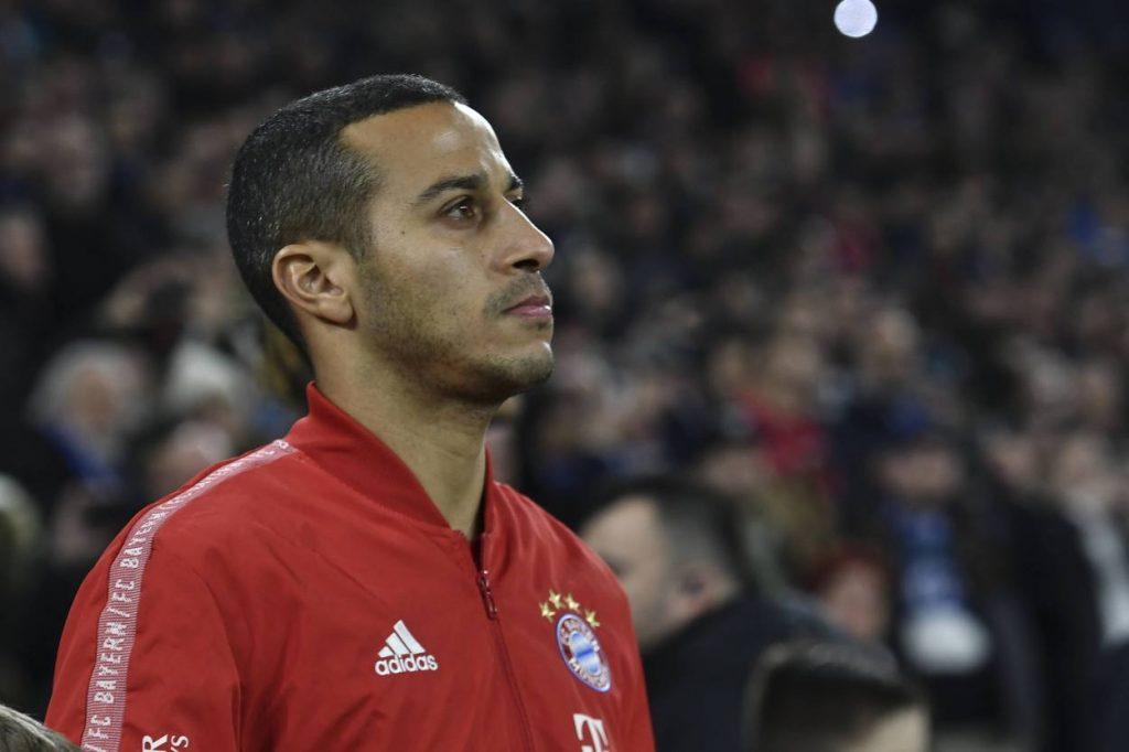 Thiago, FC Bayern München