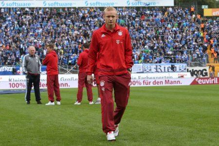 Von der Ersatzbank des FC Bayern auf die Ersatzbank des BVB. Sebastian Rode.