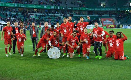 FC Bayern München Meister in Wolfsburg