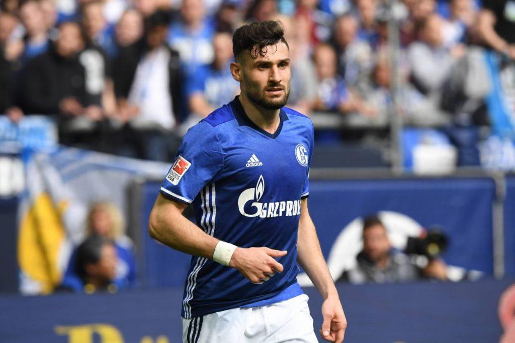 Caliguiri, Schalke 04