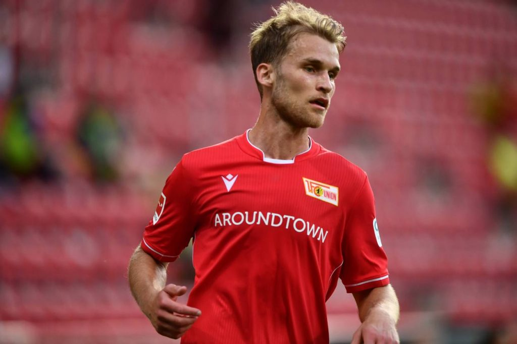 Andersson, Union Berlin