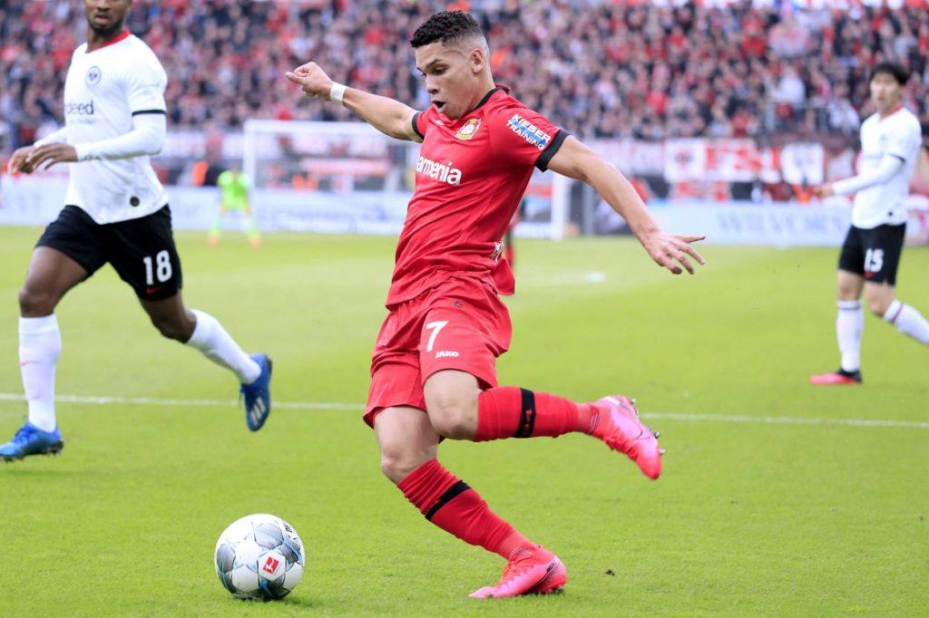 Paulinho, Bayer Leverkusen