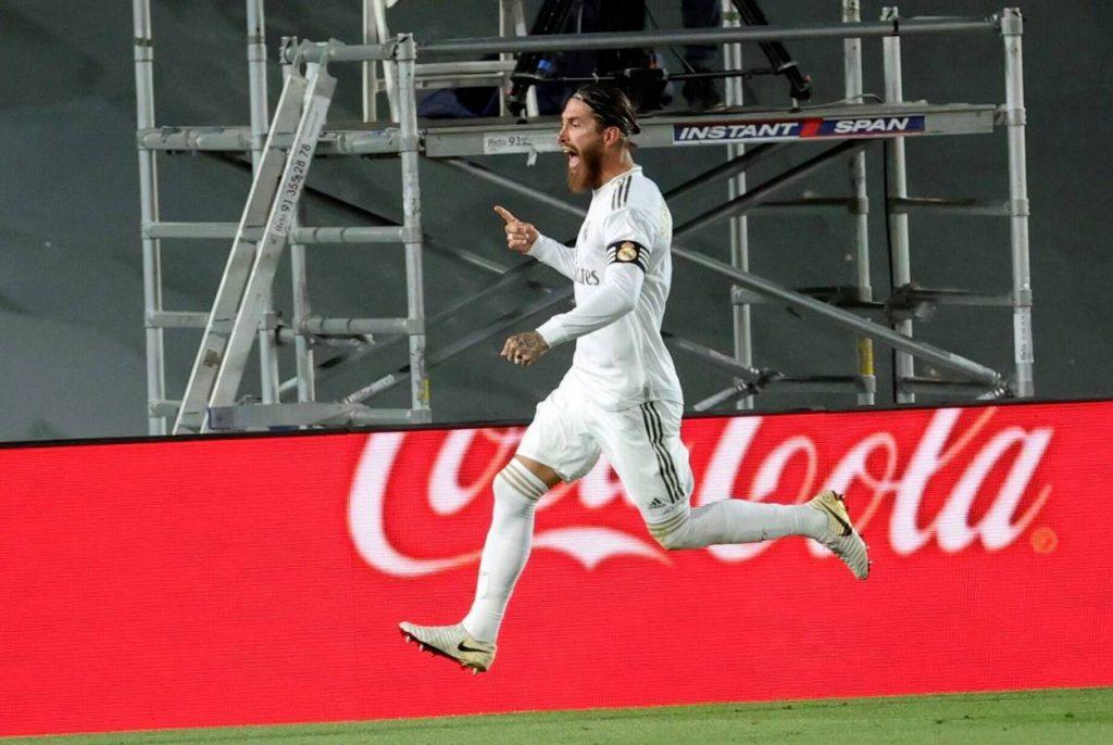 Sergio Ramos Real Madrid Getafe