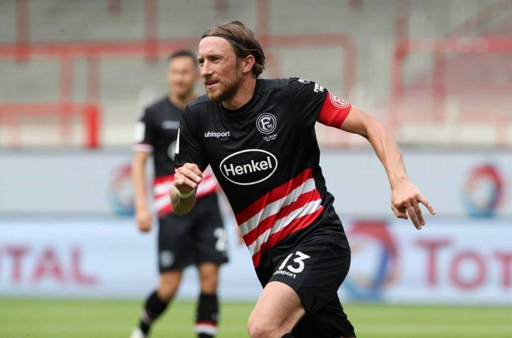 Adam Bodzek, Fortuna Düsseldorf