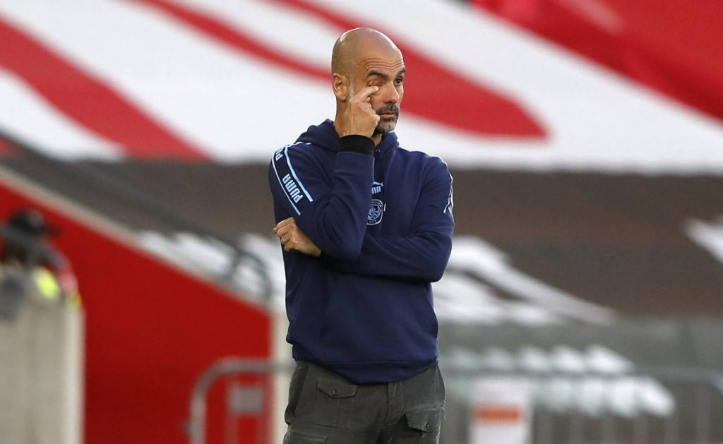 Guardiola knew big problem in Man City's title defense