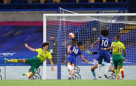 Olivier Giroud FC Chelsea Norwich City