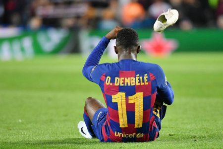 Ousmane Dembélé FC Barcelona