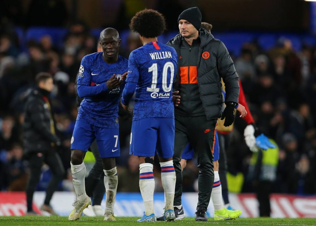 Chelsea receive double injury boost ahead of FA Cup final