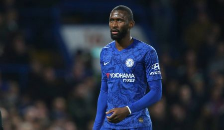 Liverpool interested in Chelsea defender Antonio Rudiger
