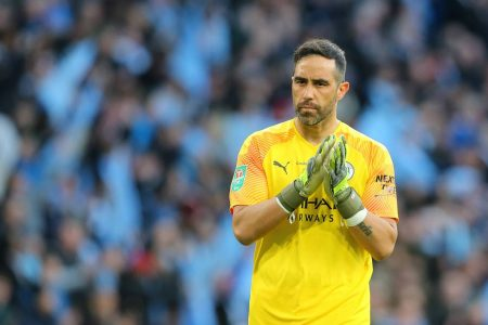 Man City star Claudio Bravo set to join Real Betis