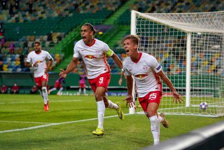 RB Leipzig Atlético Madrid 2:1 Champions League